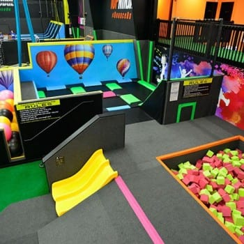 Top Kids Area