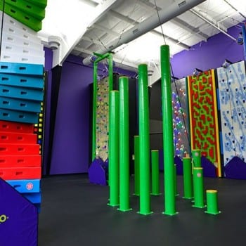 Clip 'n Climb at Top Jump