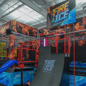 TopJump's Ninja Warrior Course is Now Open!