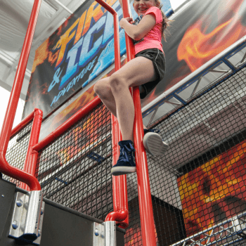 Come Climb with us at TopJump