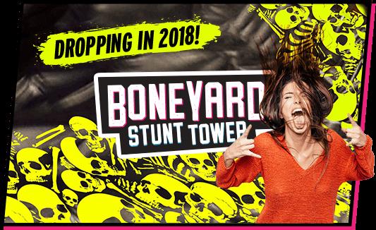 Boneyard Stunt Tower
