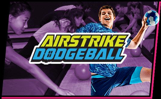 Airstrike Dodgeball