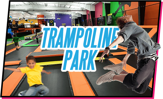 TopJump Trampoline Park and Extreme Arena