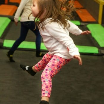 Kids Zone at TopJump