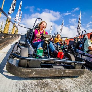 Best Go-Karts in Pigeon Forge