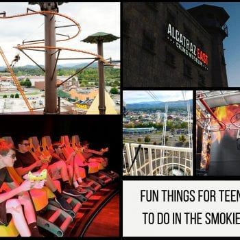 5 Fun Things For Teens To Do in The Smokies