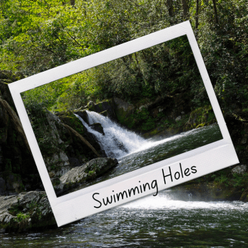 Swimming Holes in The Smoky Mountains
